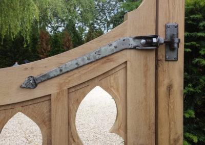 Exterior Hand Made Gate Image-3