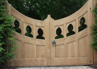 Exterior Hand Made Gate Image-4