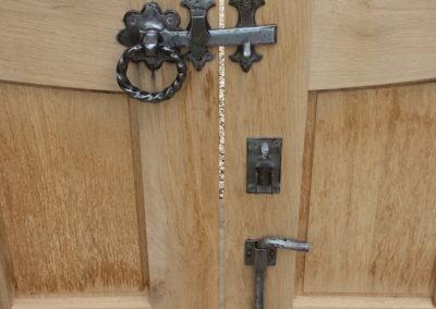 Exterior Hand Made Gate Image-6