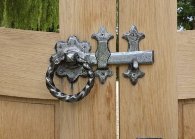 Fergusson Joinery Exterior Hand Made Gate Image-1