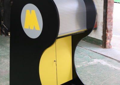 Fergusson Joinery Merseytravel Customer Information Point Image-2